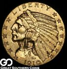 1910 Half Eagle, $5 Gold Indian ** Free Shipping!