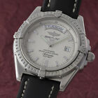 BREITLING HEADWIND COCKPIT AUTOMATIK CHRONOMETER DAY DATE A45355 VP: 2990,- EURO