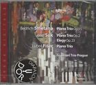 Smetana: Czech Piano Trios - Hybrid SACD, Guarneri Trio Prague, Suk, Fiser, NEU