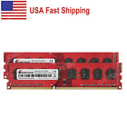 US 16GB 2x8GB 1600Mhz PC3 12800 DDR3 NONECC 240pin DIMM AMD CPU Chipset Memory
