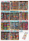 NewTOP SALE3D Puffy Kids Scrapbooking  Paper Crafts Party Favors Stickers Lot