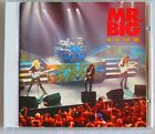MR BIG LIVE CD MADE IN BRAZIL 1st PRESSING 1992 WITHOUT BARCODE