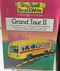 SING SPELL READ  WRITE GRAND TOUR LANGUAGE ARTS CURRICULUM WORKBOOK SC