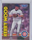 1998 KERRY WOOD KENNER STARTING LINEUP #34 CUBS