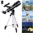 400x70mm Refractor Astronomical Telescope Eyepieces w Tripod for Kids Beginners