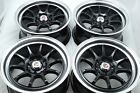 15 Wheels Escort Spark Prelude Del Sol CRX Accord Civic Miata 4x100 4x1143 Rims