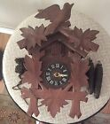 VTG CUCKOO CLOCK GERMANY NEEDS PARTS & TLC