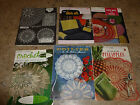 Vintage Crochet Books and Magazines  Doilies how to  Various makers