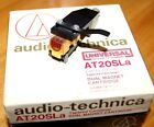 AUDIO-TECHNICA AT20SLa DUAL MAGNET CARTRIDGE with HEAD SHELL
