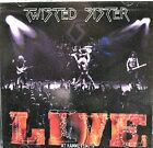 Live at Hammersmith '84 by Twisted Sister NEW 2 CDS Live Rock Free same day ship