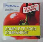 Weight Watchers Complete Food Companion Core  Points Lists 2008