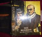 MAX BECKMANN RETROSPEKTIVE GERMAN ART EXPRESSIONISM ILLUSTRATED BIG 1984 1st