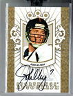 JOHN ELWAY 2007 SPORTKINGS GOLD ON CARD AUTO AUTOGRAPH # 10 DENVER BRONCOS