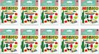 HUGE LOT Jolees MEXICO Stickers 10 Packs