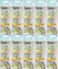 HUGE LOT A Touch Of Jolees CAMPING Stickers 10 Packs CABIN LANTERN SMORES