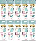 HUGE LOT A Touch Of Jolees BACK TO SCHOOL Stickers 10 Packs