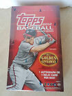 2012 FACTORY SEALED TOPPS UPDATE SERIES HOBBY BOX