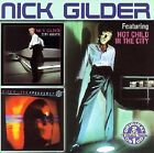 NICK GILDER - City Nights / Frequency 2-on-1 - NEW Sealed CD
