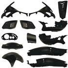 SET FAIRING BLACK FAIRINGS PLASTICS GILERA 200 Runner VXR 4T 2002-2006