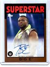 2016 Topps WWE Heritage Wrestling Cards 9
