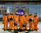 SPACE SHUTTLE DISCOVERY CREW STS 124 NASA 8x10 PHOTO
