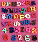Letters  Numbers 36 Cavity Silicone Mold for Fondant Chocolate Crafts etc NEW