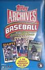2012 Topps Archives Factory Sealed Hobby Baseball Box 2 AUTOS ?? B Harper RC ??