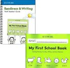 Handwriting Without Tears My First School Book Pre K SET Workbook