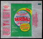 1984 TOPPS OPC O PEE CHEE BASEBALL WAX PACK WRAPPER EX-NM WITH MLB PENNANT AD