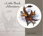 Signed A Little Book of Monsters Llyn Hunter