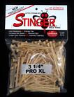 New Stinger Tees Golf Competition Tees 325 175 Count Golf Tees