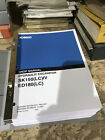 Kobelco SK150LC-IV ED180LC Hydraulic Excavator Repair Shop Service Manual
