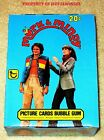 1979 Full 36 Count Wax Box MORK AND MINDY Great Vintage TV - Trading Box MINT!!!