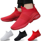 Fashion Men Breathable Slip on Flats Shoes Casual Running Sport Sneakers Cheap