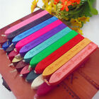 5PCS Sealing Wax Melting Stick Party Invitation Card Letters Postable Stamp Seal
