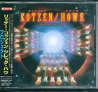 Richie Kotzen / Greg Howe Project st Japan CD w/obi RRCY-1051