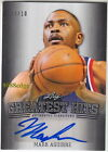 2015 Leaf Greatest Hits Basketball Cards 16