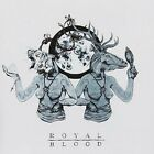 ROYAL BLOOD (GLAM ROCK) - OUT OF THE BLACK USED - VERY GOOD CD