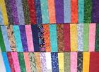 100 5 Fabric Squares Quilting Charm Pack Pre Cut 100 Cotton Patchwork Blocks