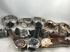 Wholesale Lot Men's Festina Leather Stainless Chronograph Automatic(11 Watches)
