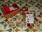 SIZZIX PERSONAL DIE CUTTER MACHINE with Dies Punches Cut Press