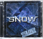 SNOW - AT LAST (2 CD SET) MINT 2017 2ND DISC IS LIVE FROM 1981