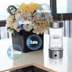 Home Intelligent Hydrogen Rich Water Ionizer Generator Antiaging Bottle Cup Gift