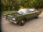 1969 Plymouth Road Runner 1969 Plymouth Roadrunner 426 Hemi 4 Speed Original Unrestored Road Runner