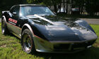 1978 Chevrolet Corvette Limited Edition Pace Car low miles 2 owners