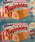 ** COTTON CANDY TWINKIES ** 2 Boxes LIMITED EDITION Free Ship - Last One's **