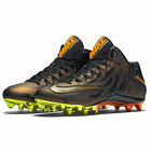 Nike Alpha Pro 2 3 4 TD LE Mens Mid Football Cleats Limited Edition Bronze