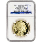 2013 W American Gold Buffalo Proof 1 oz 50 NGC PF69 UCAM Early Releases