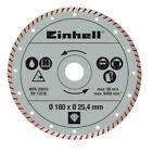 S#Einhell Turbo Cutting Disc for RT-TC 430 U/TC-TC 618 Grinder Wall/Floor Titles