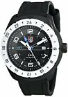 Luminox Black and Blue Dial Polycarbonate Silicone Quartz Mens Watch 5027